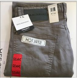 CALVIN KLEIN JEANS MEN'S 5 POCKET STRAIGHT LEG PANT 34X32 Ne