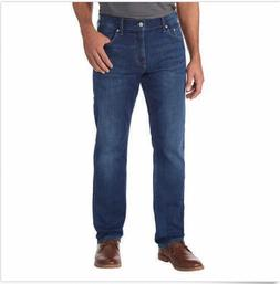 Calvin Klein Jeans Men's Straight Fit Jean -Aude Blue Size:V