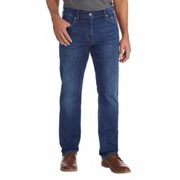 Calvin Klein Jeans Men's Straight Fit Jean , Color: Aude Blu
