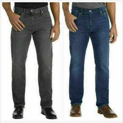 Calvin Klein Jeans Men's Straight Fit Jeans Color & Size Var