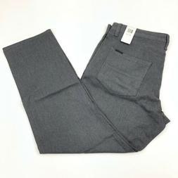 Calvin Klein Jeans Men's Straight Leg Soft Feel Gray