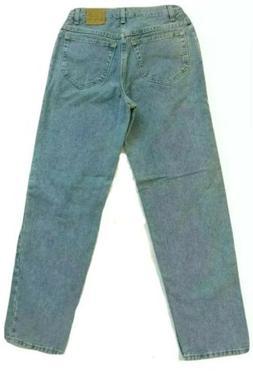 LEE Jeans Mens  30 X 32 Regular Fit Medium Wash Very Good co