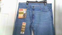 WRANGLER JEANS Mens 38 x 30 😎 FREE SHIP 😎 4 WAY FLEX,