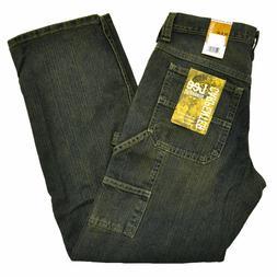 Lee Jeans Mens Dungarees Carpenter Straight Leg Pant Quartz