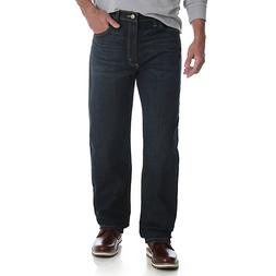 67d8b421 WRANGLER Jeans Relaxed Fit 4 Way Flex Advance Comfort Stretc