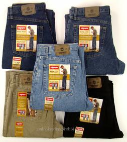 Wrangler Jeans RELAXED FIT New Mens Zipper Fly 30 31 32 33 3