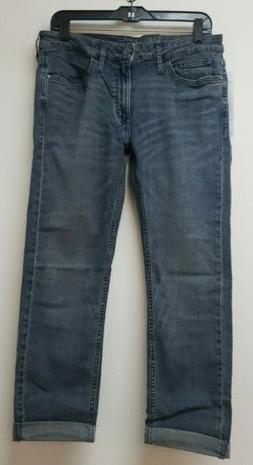 Calvin Klein Jeans Slim Boyfriend Jean - Size 6