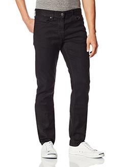 Calvin Klein Jeans Men's Slim Fit Jean, Black, 30Wx30L