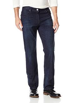 Calvin Klein Jeans Men's Straight Leg Jean, Osaka Blue, 31Wx