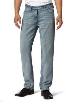 Nautica Jeans Men's Straight Light Cross Hatch Jean, Rocky P