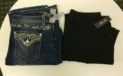 Miss Me Jeans - Various Styles  - Size 33 - New w/ Tags