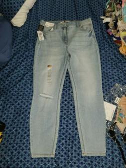 Celebrity Pink Jegging jeans jeggings Size 15 Nwt light wash