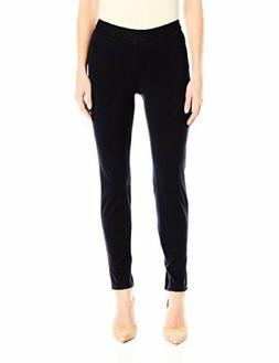 Women's Nydj Joanie Stretch Denim Leggings, Size 8 - Blue