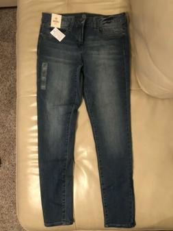 Junior's SO low rise denim jegging - stretch jeans - size 11