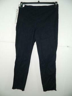 Vanilla Star Juniors' Skinny Low Rise Cuffed Jeans Size 7 X