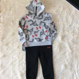 kids boy 2 piece set hoodie joggers
