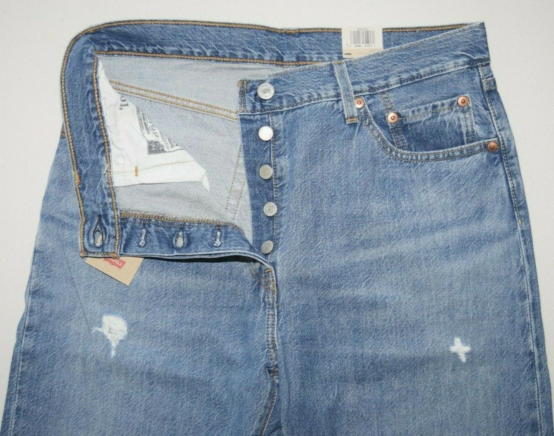 100% Cotton 501 Original Jeans:125010292
