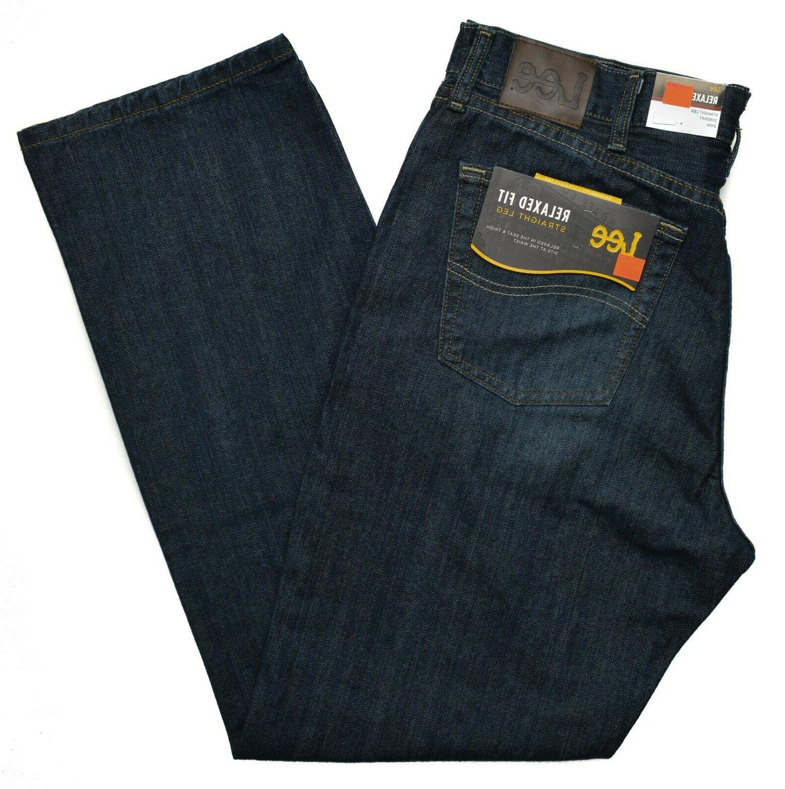 10389 new men s relaxed fit straight