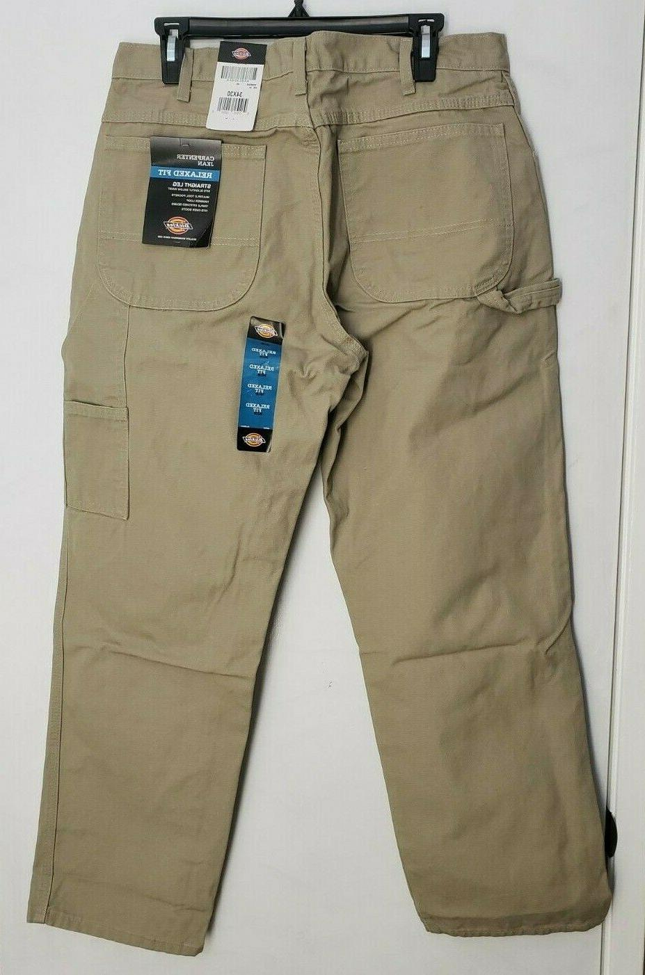 Dickies Relaxed Straight Leg NEW