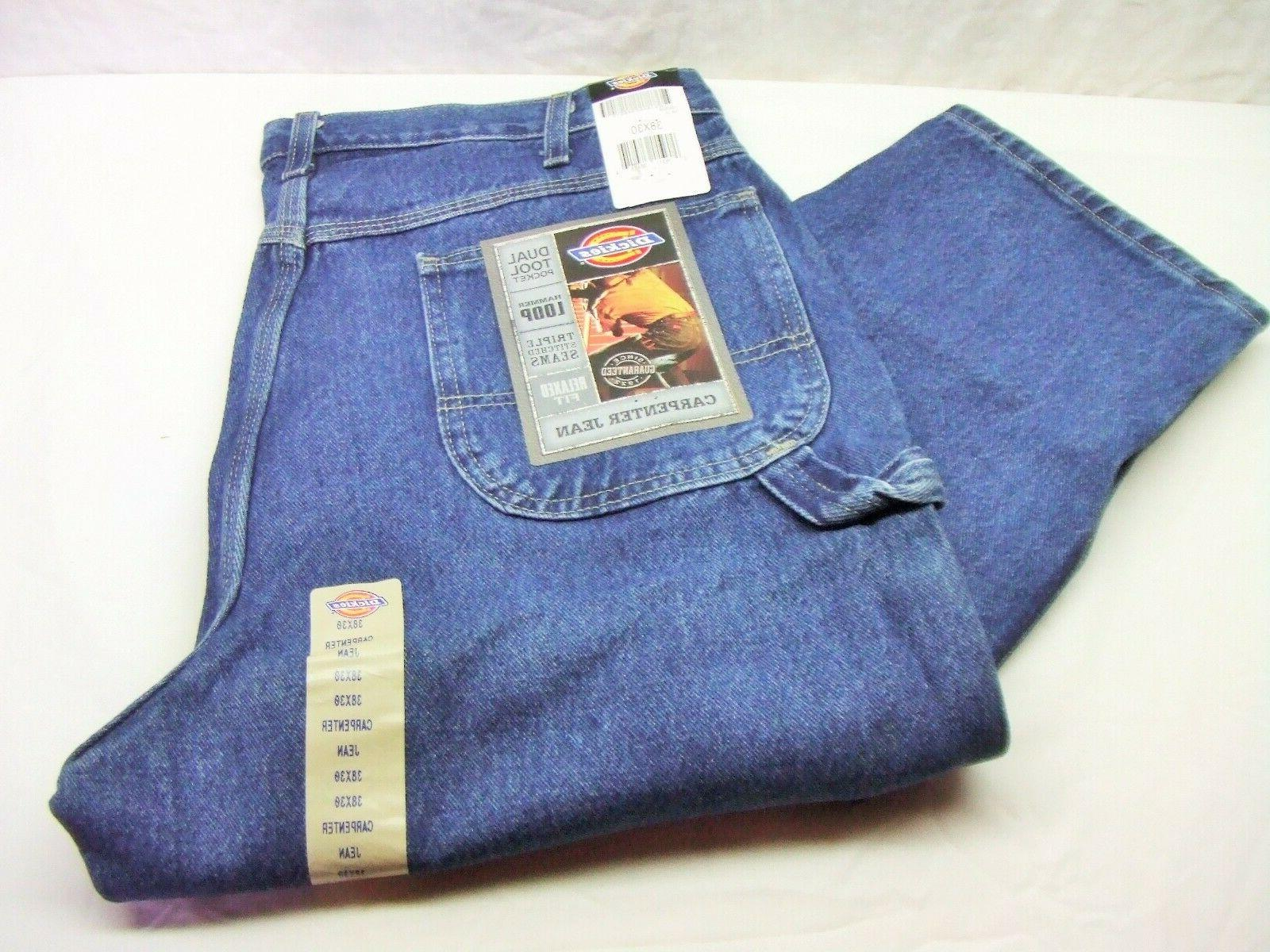1993snb relaxed fit straight leg carpenter jeans