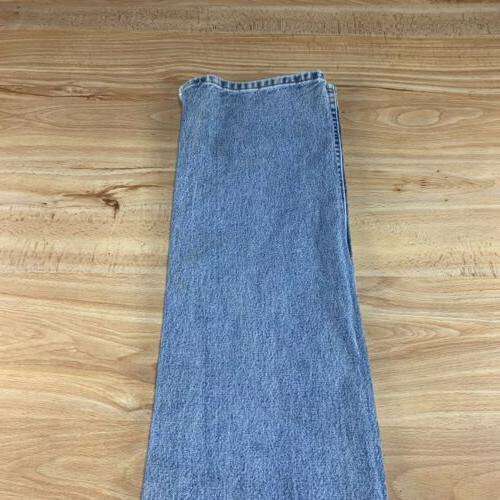 Wrangler 47MWZSW Jeans 34x36 Jeans Light