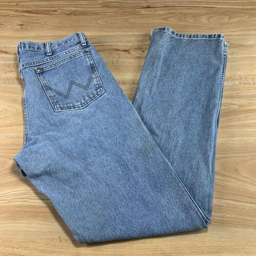 Wrangler 47MWZSW Cowboy Jeans 34x36 Regular Jeans