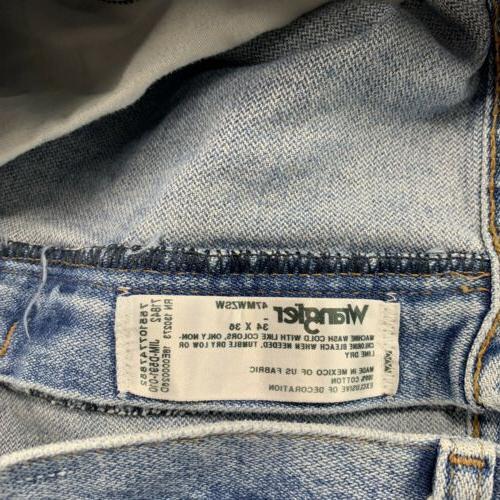 Wrangler 47MWZSW Jeans 34x36 Western Jeans
