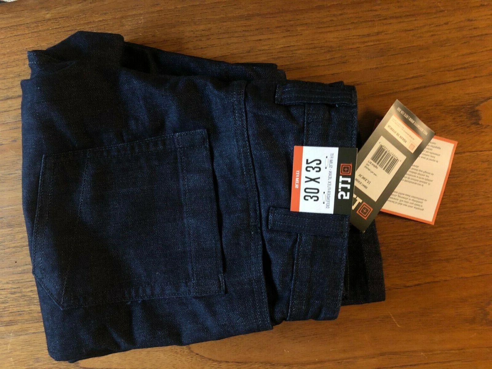 5 11 defender flex slim jeans mens