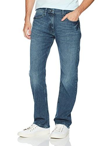 5 pocket relaxed fit stretch