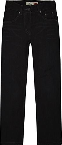 Levi's Boys' 505 Regular Fit Jeans, Levine, 16