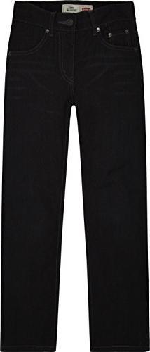 Levi's Boys' 505 Regular Fit Jeans, Levine, 16