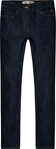 Levi's Boys 8-20 511 Skinny Fit Jean, BACANO, 10 Regular