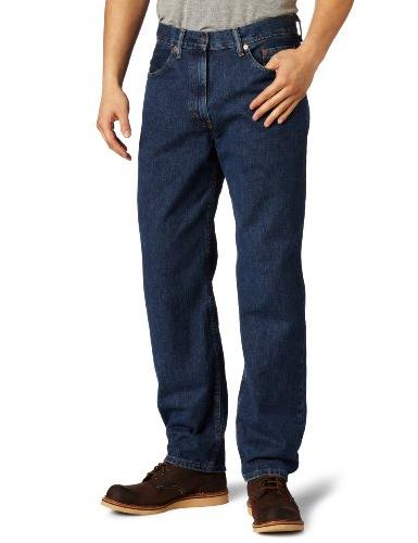 550 relaxed fit jean dark