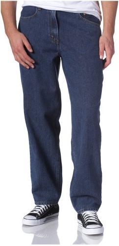 Levi's Men's 560 Comfort Fit Denim Jeans, Dark Stonewash, 42