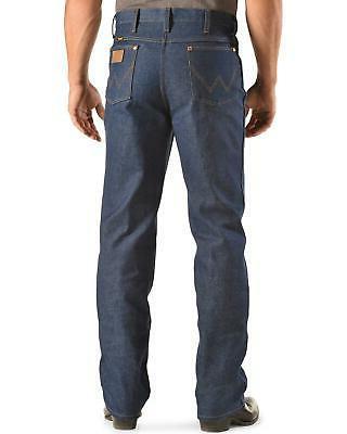 936 cowboy cut rigid slim fit jeans
