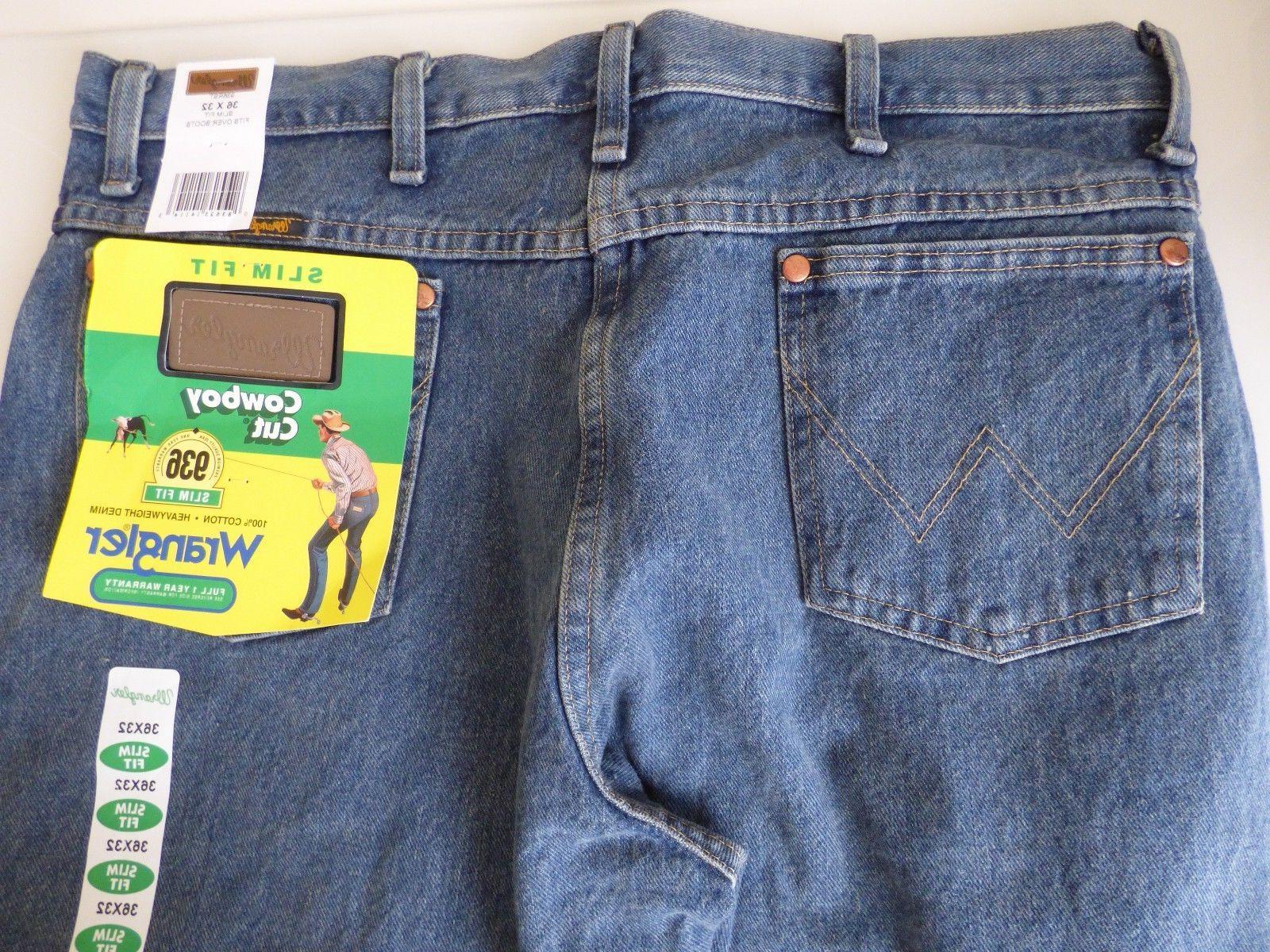 Wrangler Slim Jeans