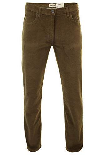 arizona stretch corduroy jeans teak