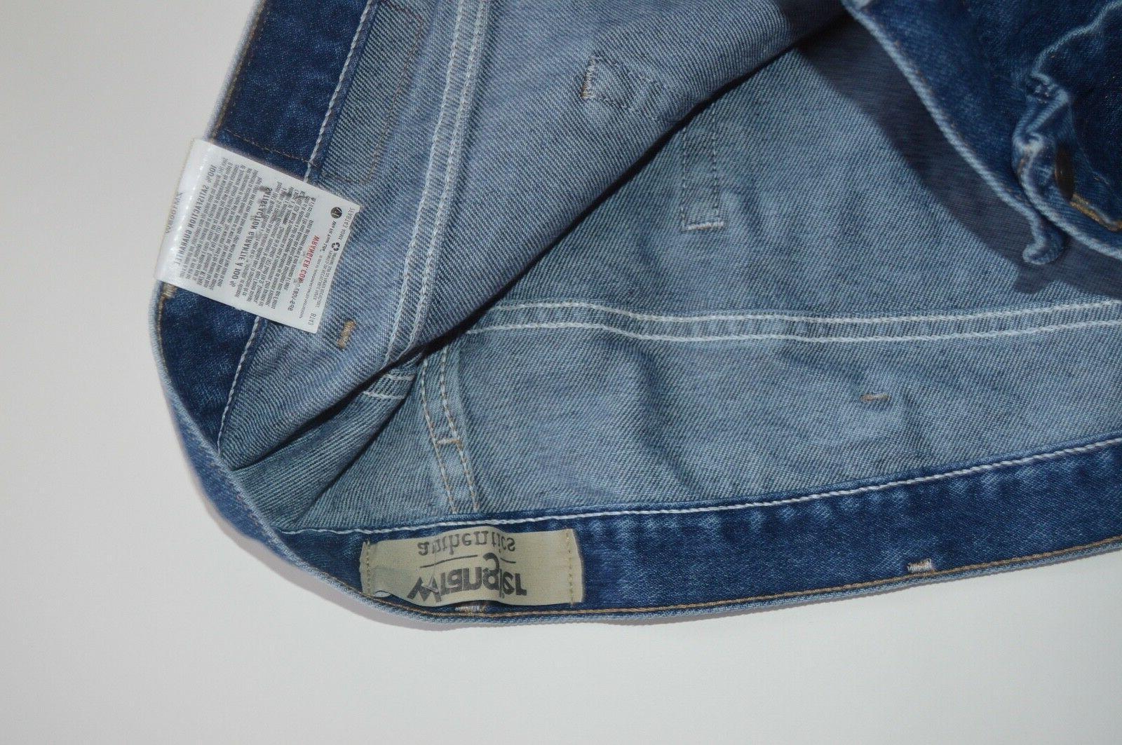 Wrangler Authentics 5-Pocket 54x50