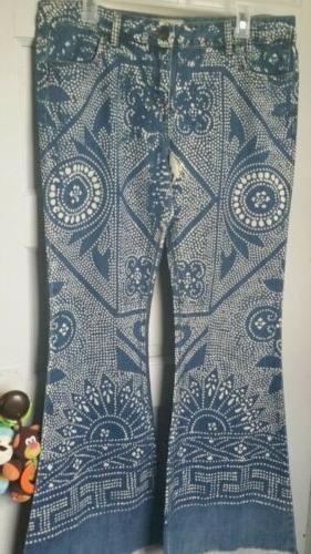 💙❣💙Free Bali Jeans Boho Hippie Bell Bottom