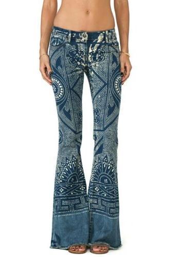 bali flare jeans size 31 nwot boho