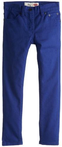 Levi's Big Boys' 510 Skinny Fit Jean, Deep Sea Blue, 14 Regu