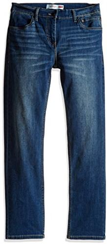 Levi's Boys' Big 511 Slim Fit Performance Jeans, Evans Blue,