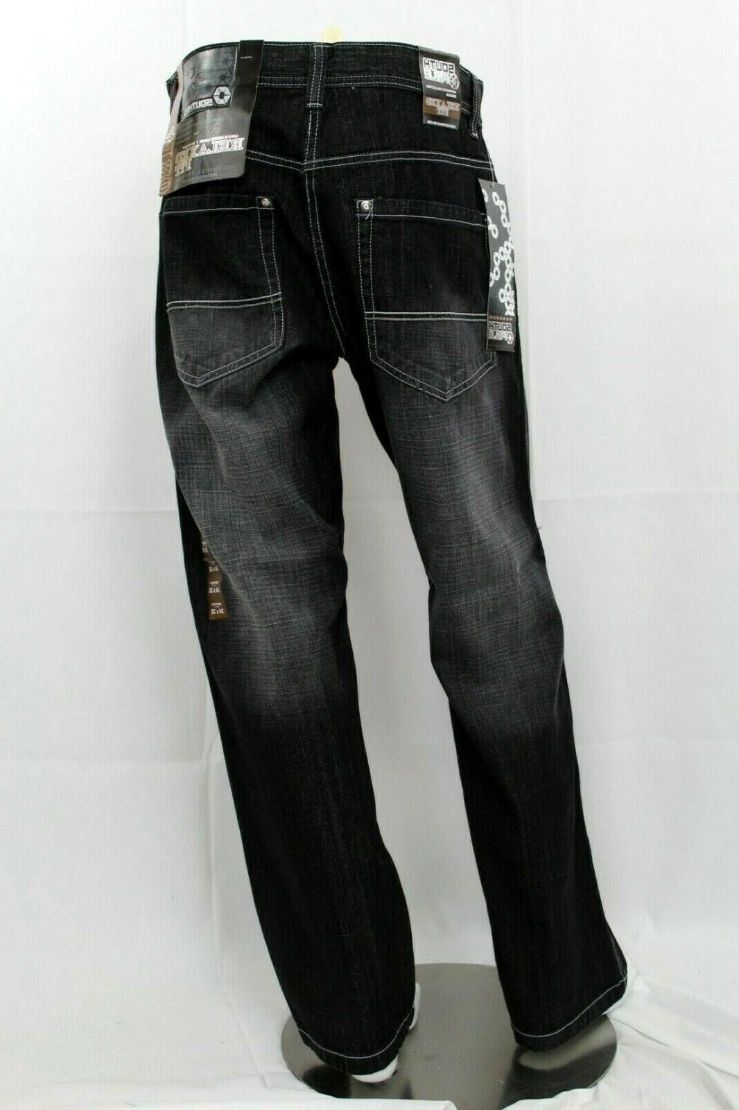 Men Pants 9007-4180 Fit Big