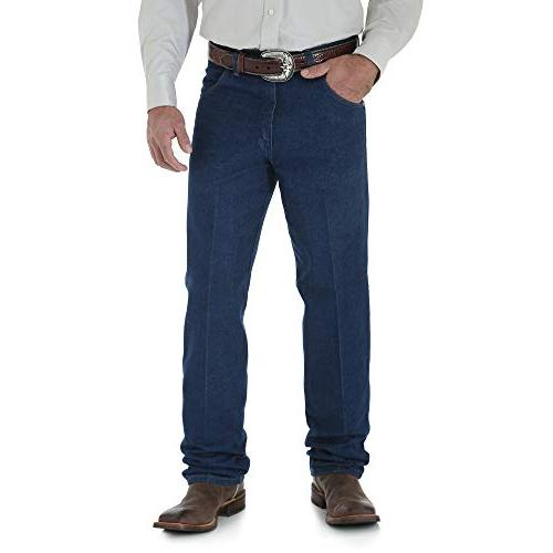cowboy cut relaxed fit jean
