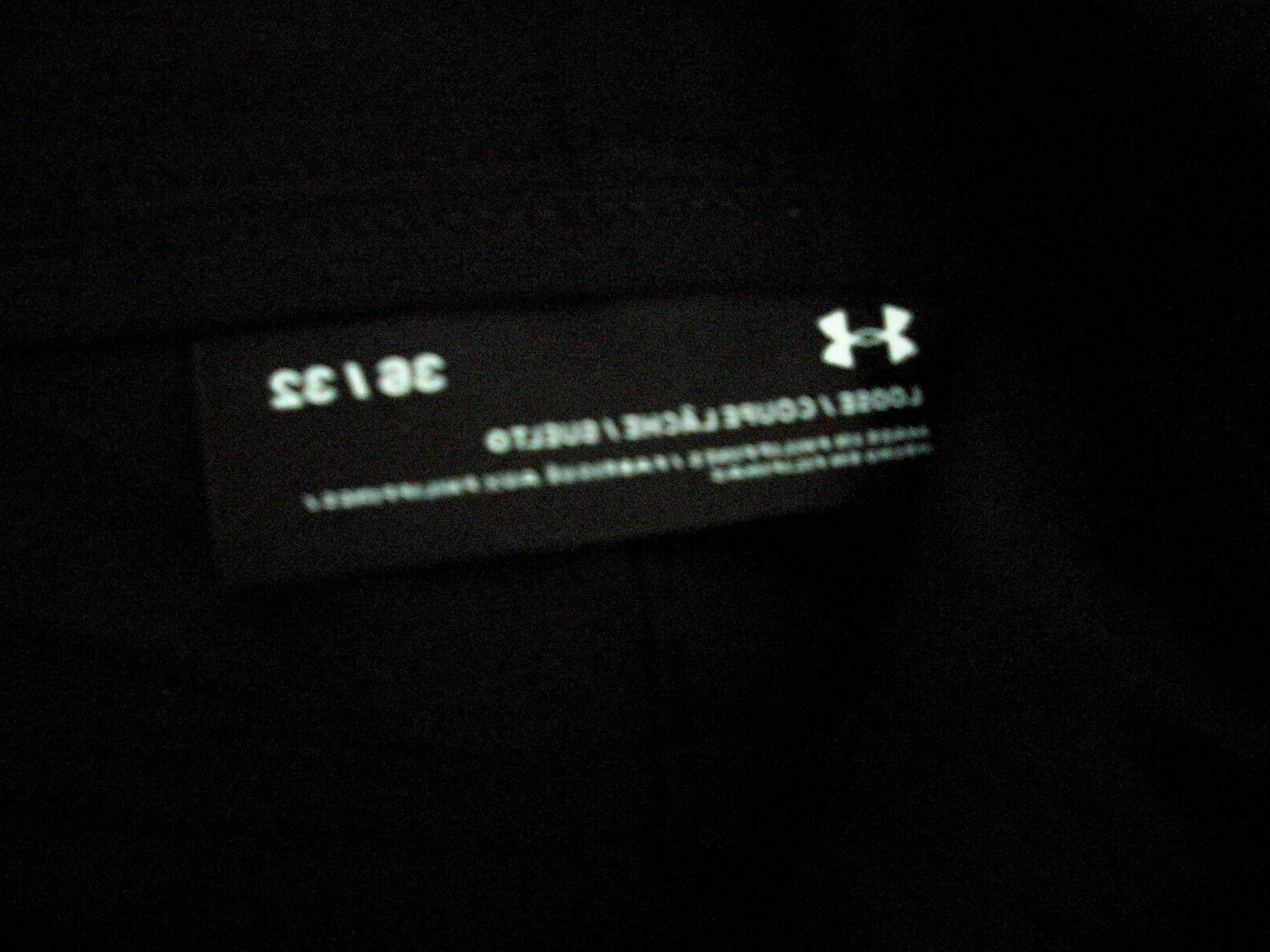 UNDER Loose Fit Water Resistant Pants/Jeans 36x32