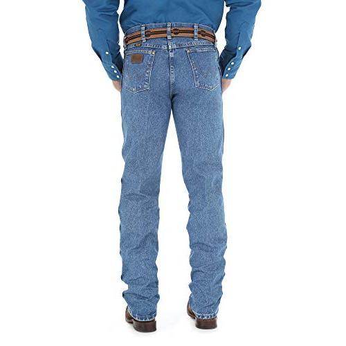 Wrangler Premium Performance Cowboy Cut Regular Jean, 32L