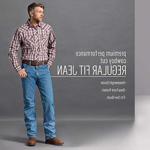 Wrangler Cowboy Fit Jean, 36W x