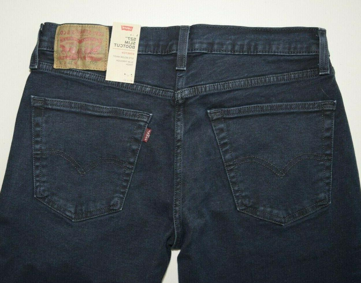 Dark Men's 527 Slim Jeans: 055270598