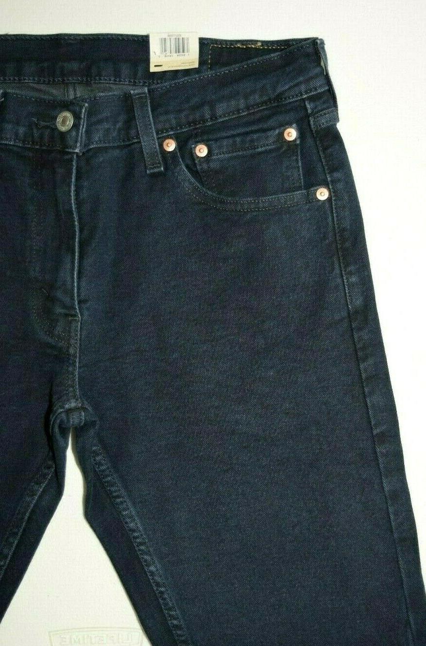 Dark Blue Men's 527 STRETCH Bootcut Jeans: 055270598