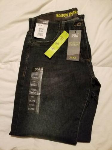 f7d4c868 Lee Extreme Motion Jeans 34 30 Men's Maverick